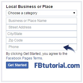 Adding a Phone Number to your Local Business Page on Facebook