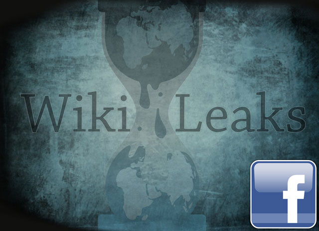 Facebook WikiLeaks Block