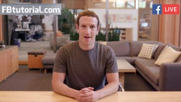 Mark Zuckerberg Live