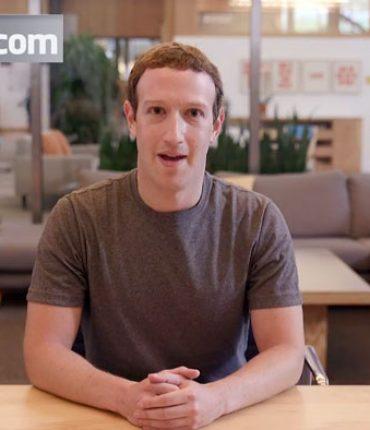 Mark Zuckerberg Live