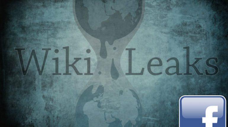 Facebook WikiLeaks Block