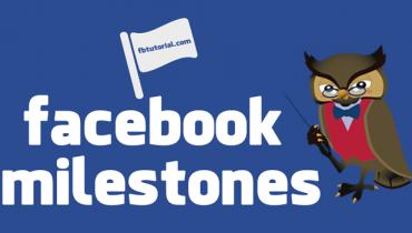Facebook Page Milestones