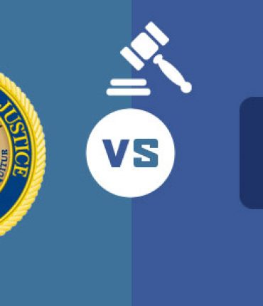 DOJ vs Facebook