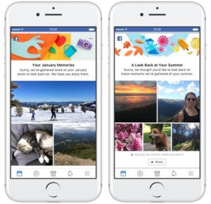Facebook Memory Recap Story Animation